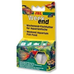 JBL Weekend - Wochenend-Alleinfutter für alle Aquarienfische