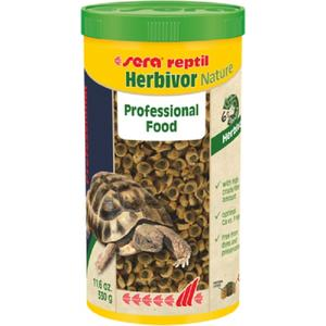 sera reptil Professional Herbivor Nature 250 ml (80 g)