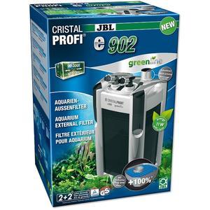 JBL CristalProfi e902 greenline - Außenfilter für Aquarien von 90-300 Litern