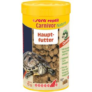 sera reptil Professional Carnivor Nature 250 ml (72 g)