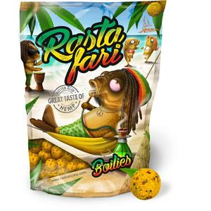 Radical Rastafari Boilie 1kg 16mm