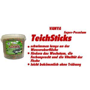 Vanya TeichSticks Mix Premium 5.000ml