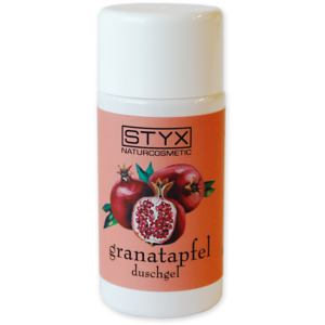 Granatapfel Duschgel 30ml Ecocert