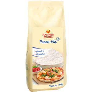 Pizza Mix glutenfrei 500 g