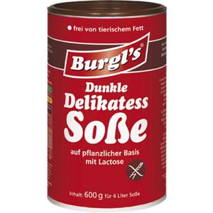 Delikateß Soße 400 gr.