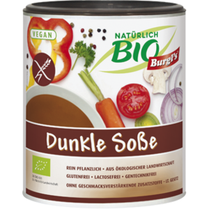 Bio Dunkle Soße 400 g