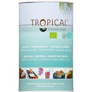 Bio Tropicai Kokosnussmehl 500 g