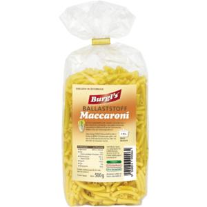 Ballaststoff Maccaroni 500 g