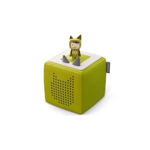 Toniebox Starter Grün mit Kreativ-Tonie
