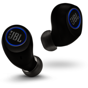 Free In-Ear Bluetooth Kopfhörer schwarz