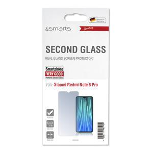 Second Glass Xiaomi Redmi Note 8 Pro