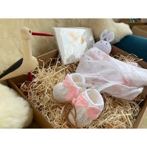 Geschenkebox Geburt/ Taufe