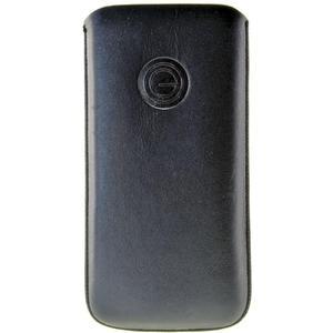 Ledertasche Luxury 3XL schwarz