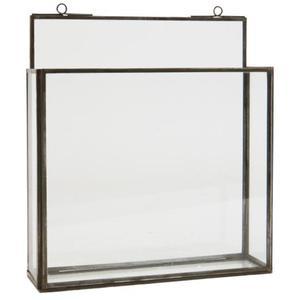 Wandkorb Glasseiten
