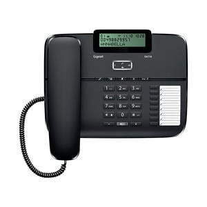 DA710 Festnetztelefon Display schwarz