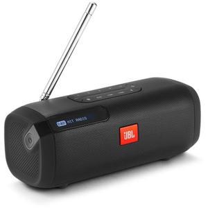 Tuner BT-Lautsprecher mit Radio schwarz