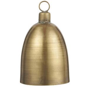 Glocke konisch gold