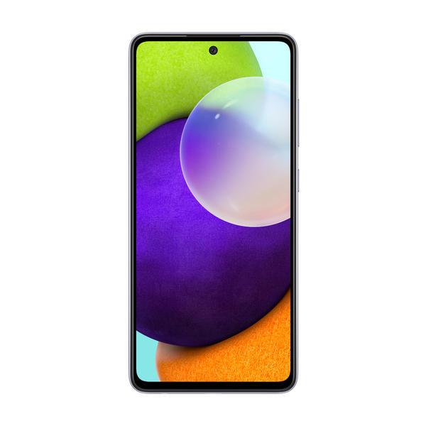 Galaxy A52 DS 128GB fresh lavender