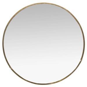 Spiegel rund stehend und hängend