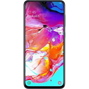 Galaxy A70 DS black