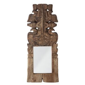 Spiegel, Natur, recyceltes Holz