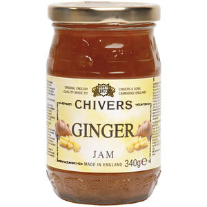 Chivers Ginger Jam, Englische Ingwer-Marmelade