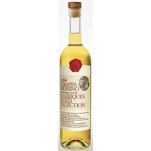 Grappa Nonino Barriques Aged Selection, 41 % Vol.Alk.