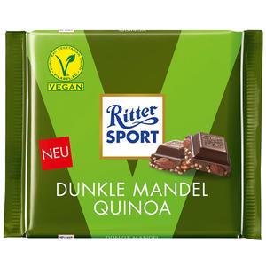 Ritter Sport Vegan Mandel Quinoa