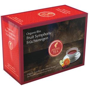 Julius Meinl Bio Früchtereigen Big Bag (1 Beutel für ca. 1 lt. Wasser), Früchtetee, Teebeutel im Kuvert