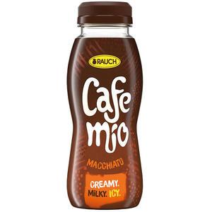 Rauch Cafemio Macchiato, creamy iced coffee, PET