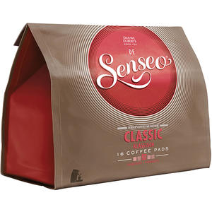 Senseo Classic Kaffee-Pads, 16 Portionen
