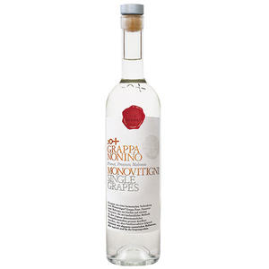Grappa Nonino Monovitigni Single Grapes, 40 % Vol.Alk.