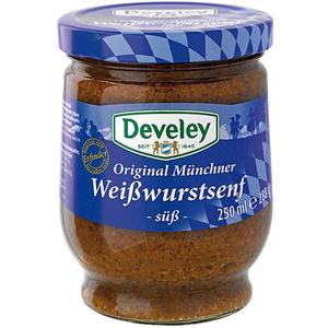 Develey Original Münchner Weißwurstsenf