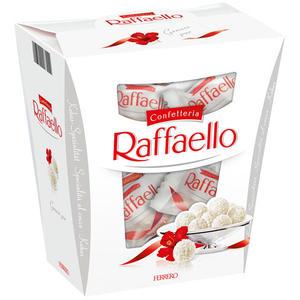 Ferrero Raffaello, Kokos-Spezialität mit Mandel, 23 Stück