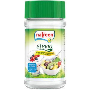 Natreen Stevia Pflanzliche Streusüße
