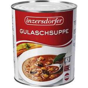 Inzersdorfer Gulaschsuppe