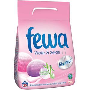 Fewa Wolle & Seide Bambus-Extrakt, Pulver 20 WG