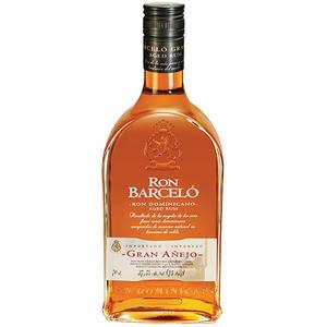 Barcelo Gran Anejo Rum, 37,5 % Vol.Alk., Dominikanische Republik