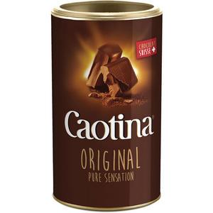 Caotina Original Schokoladengenuß, Swiss Premium Chocolate Drink