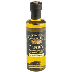 Elle Esse Trüffel-Öl, Natives Olivenöl extra mit weissen Trüffeln, aus Italien