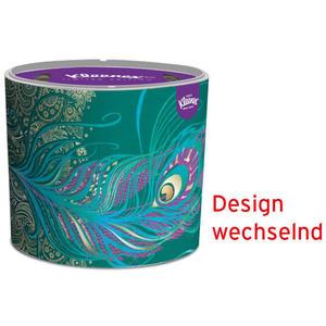 Kleenex Oval Kosmetiktücher-Box, 3-lagig