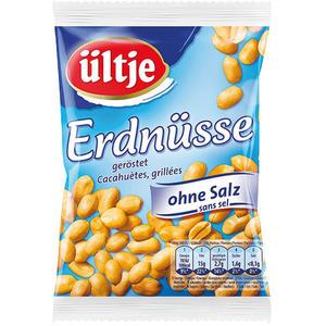 Ültje Erdnüsse, geröstet/OHNE Salz
