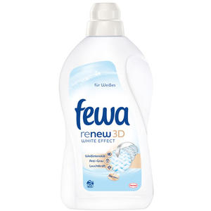 Fewa renew Weiss & Faser, flüssig 25 WG