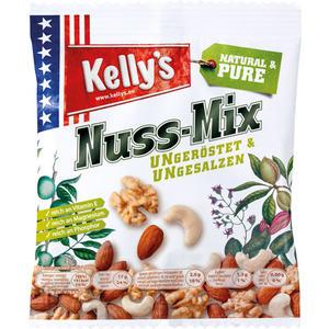 Kelly's Nuss-Mix ungeröstet und ungesalzen