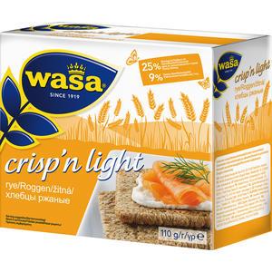 Wasa Crisp'n Light Roggen Knäckebrot