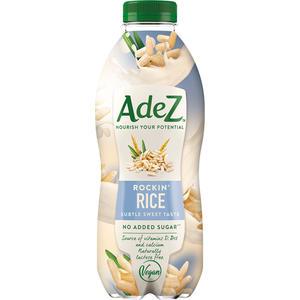AdeZ Rockin' Rice, Reis Drink, ohne Zuckerzusatz, PET