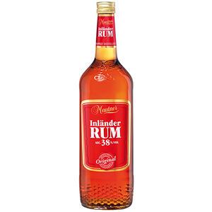Mautner Inländer Rum, 38 % Vol.Alk.