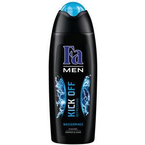 Fa Men Kick Off Refreshing Wasserminze, Duschgel Körper & Haar