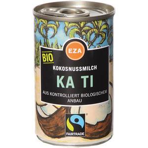 EZA Fairtrade Ka Ti Bio-Kokosnussmilch