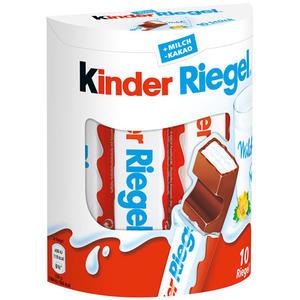Ferrero Kinder Riegel, 10 Stück